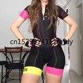 2020 ทีม Pro Triathlon ชุดว่ายน้ำ MTB ขี่จักรยาน JERSEY Skinsuit Jumpsuit Maillot ขี่จักรยาน Ropa ciclismo ชุด