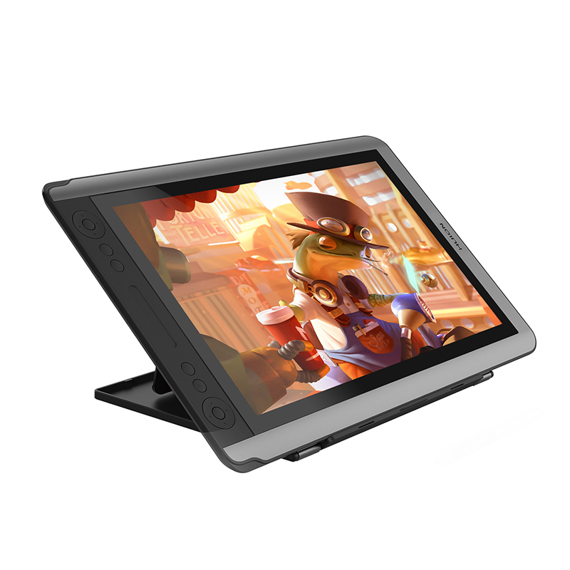 HUION Kamvas 16 15.6 Graphics Drawing Monitor AG Glass Digital Pen Tablet Display Monitor 8192 Upgraded Version of GT-156HD V2