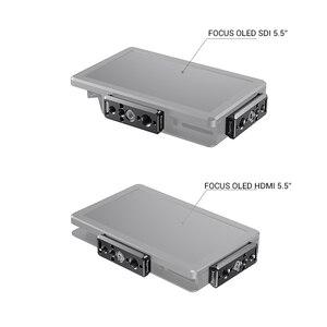 """Image 2 - SmallRig Nato Đường Sắt Tấm SmallHD Tập Trung 7/Tập Trung HDMI/SDI (5 """")/Tập Trung OLED HDMI/SDI (5.5"""") Màn Hình Đĩa Với Nato Đường Sắt 2464"""