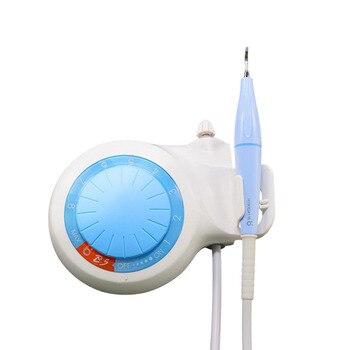 цена на 1 set Dental Ultrasonic Teeth Cleaning Whitening Machine Household Oral Decontamination Equipment
