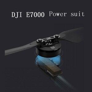 Image 4 - Dji E7000 M12 12100 electro adjustable power set R3390 carbon fiber folding blade