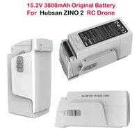 15,2 V 3800mAh Hubsan Zino 2 original batería de Vuelo Inteligente para Drone GPS 6KM FPV cámara de 3 ejes cardán RC Quadcopter RTF