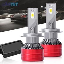 2 pçs super brilhante csp led chip h7 h11 h4 9005 hb3 9006 hb4 carro led farol bulbs100w 30000lm 6500k nevoeiro lâmpada led luz do carro