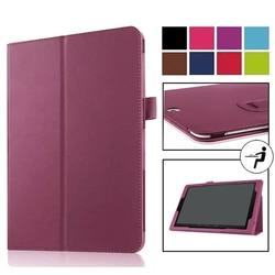 Coque Pour Samsung Galaxy Tab S2 9.7 T810 T813 T819 T815 Étui Pour Tablette avec Intelligente Support De support Pour SM-T810 SM-T813 SM-T815