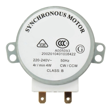 AC 220V-240V 4rpm 4W silnik synchroniczny do TYJ50-8A7 kuchenka mikrofalowa blacha do piekarnika dmuchawa powietrza tanie i dobre opinie MEXI CN (pochodzenie) Części do kuchenki mikrofalowej