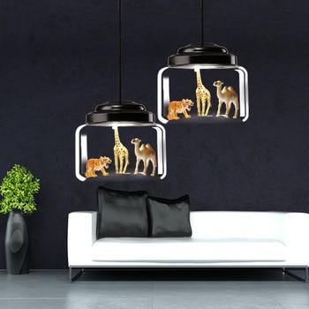 Glass Pendant Light Nordic Lamp Industrial Pendant Light Loft Chandeliers For Kitchen Restaurant Bar Living Room Bedroom фото