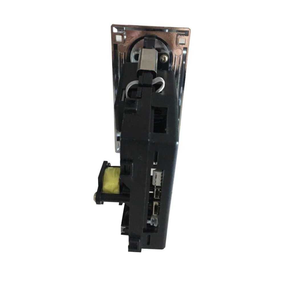DIY Aracde 키트 부품 판도라 박스 6 코인 수락 자 전원 공급 장치 28 핀 Jamma Harness 아케이드 조이스틱 버튼 아케이드 기계 용