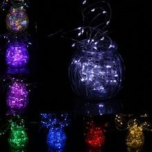 ICOCO 6 м светодиодный светильник с яркой серебряной проволокой Сказочный декор для рождественской вечеринки светильник ing 3AA батарейный блок с 8 функцией дистанционного управления