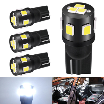 A Pack Canbus W5W T10 LED 194 168 Car Clearance Parking Lights For BMW E46 E60 E90 Audi A3 8P 8L TT Mercedes Benz W203 W204 W210 image