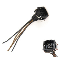 Car Air Conditioning Pressure Sensor automotive connectors Cable Wire Plug For Passat B5 A4 S4 A6 A8 S8 357919754 8D0 959 482 B