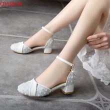 Новое поступление женские сандалии cdaxilan из хлопчатобумажной
