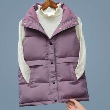 Sleeveless Winter Vest 5