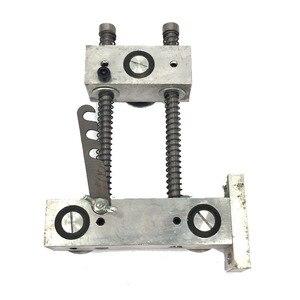 Image 2 - WEDM מוליבדן חוט אטימות רגולטור שלושה מדריך גלגל סוג עבור CNC חוט לחתוך מכונה