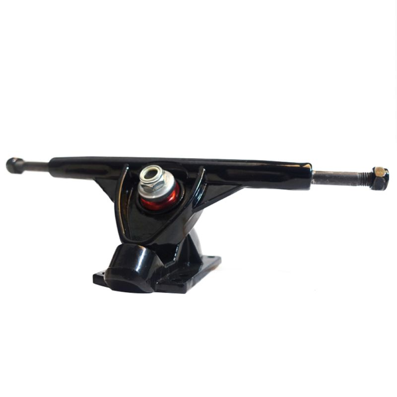 Skateboard Bracket-Accessories Longboard Bridge Base Dancing Board Bridge Double Rocker Stand 7 Inches Aluminum Alloy Bridge