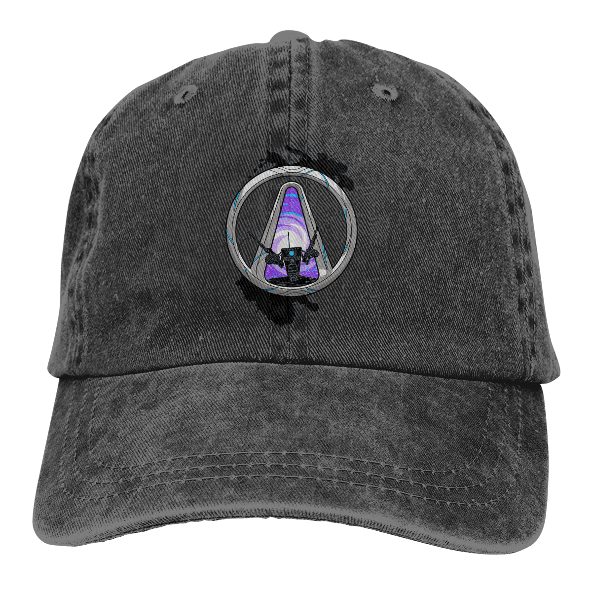 Vault Dominator Baseball Cap Men Caps Women Snapback <font><b>Borderlands</b></font> Caps image