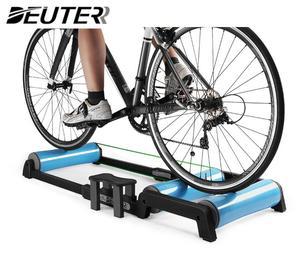 Bike Trainer Rollen Indoor Hause Übung rodillo bicicleta Radfahren Training Fitness Fahrrad Trainer MTB Rennrad Rollen