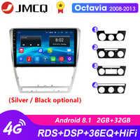 "10.1"" 2Din Android 8.1 For 2007-2014 Volkswagen SKODA Octavia 2 A5 Car Radio Multimedia Video Player HiFi Navigation Head Unit"