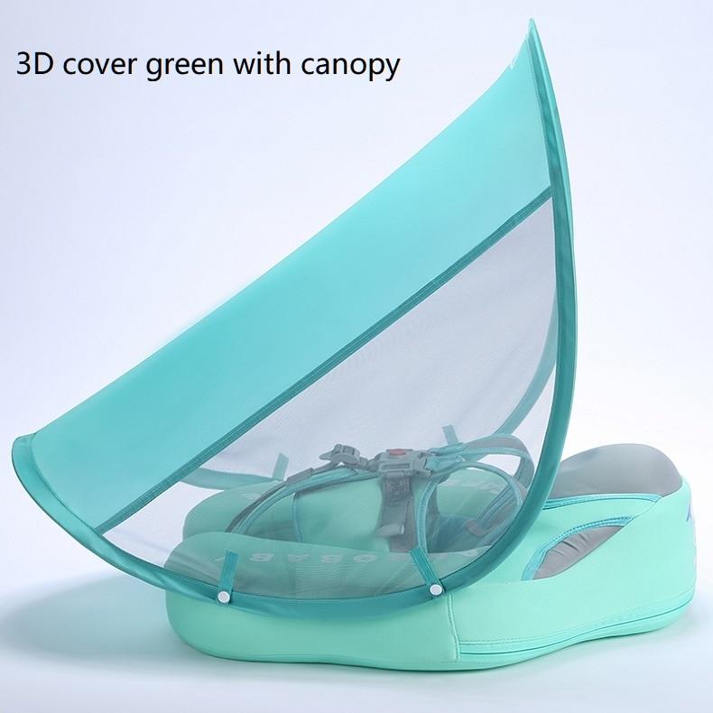 3D green canopy