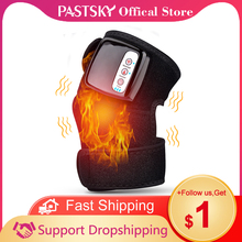 Far Infrared Heating Massage Knee Brace Vibration Pain Relief Therapy Joint Shoulder Elbow Physiotherapy Treatment