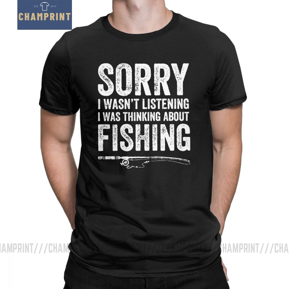 Men/'s Tank Top I Wasn/'t Listening T Shirt Funny Humor T-shirt Tee Gift Joke