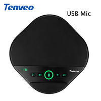 Microphone Hands Free Call USB Bluetooth Wireless Omnidirectional Microphone Video Conference Speaker Profissional Microphones