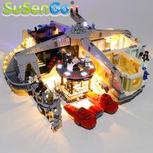 Светодиодный светильник susмаго для сериала «Звездные войны»