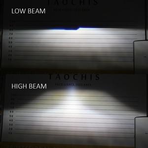 Image 5 - TAOCHIS Auto head light 3.0 inch Bi xenon Projector Lens replace 3R G5 HELLA H4 Lossless installation Non destructive