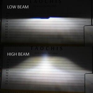 Image 5 - TAOCHIS Auto phare 3.0 pouces Bi xénon projecteur lentille remplacer 3R G5 HELLA H4 installation sans perte Non destructrice