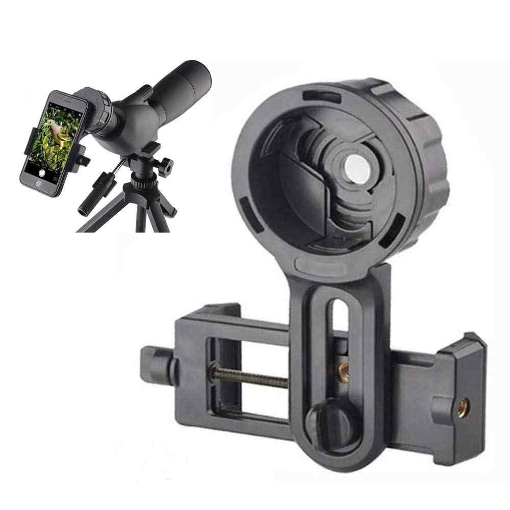 Handy Teleskop Adapter Halter Halterung für Spektiv Binokular Monokular Kamera