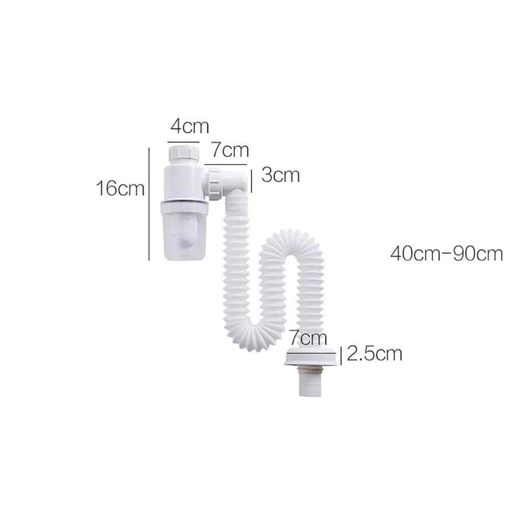 1 セットシンク消臭起動パイプラインアクセサリーキッチンシンクホースシンクストレーナー排水管配管供給