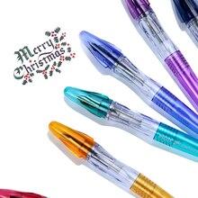LifeMaster Pilot Pluminix Fountain Pen Flat Nib F/M Blue Ink For Italic/Gothic/Unical/Manuscript for Calligraphy Practice