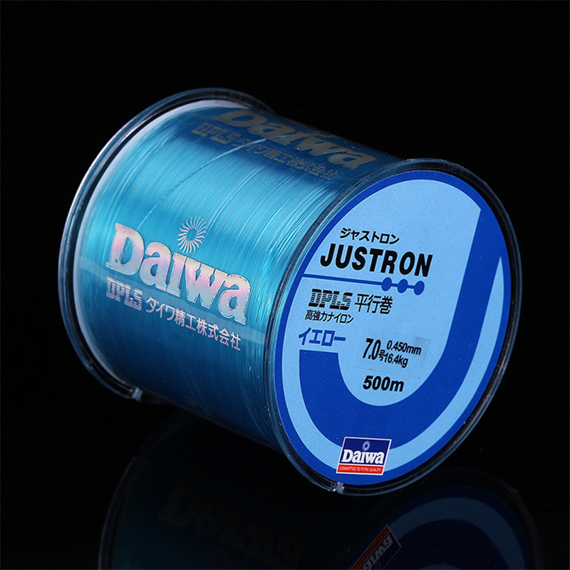 Fishing-Line Spool Fluorocarbon Monofilament-Thread Japanese Nylon Bulk Super-Strong title=