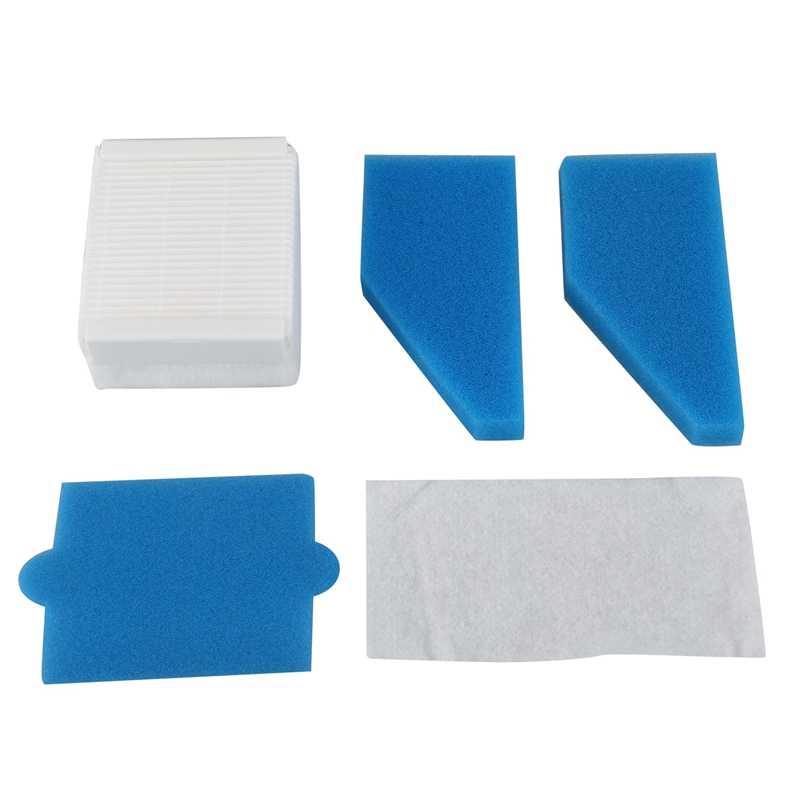 Filter Set Cocok untuk Pembersih Vakum Thomas Aqua + Bersih X8 Parket Aqua + Hewan Peliharaan dan Keluarga sempurna Air Hewan Murni Seperti 78