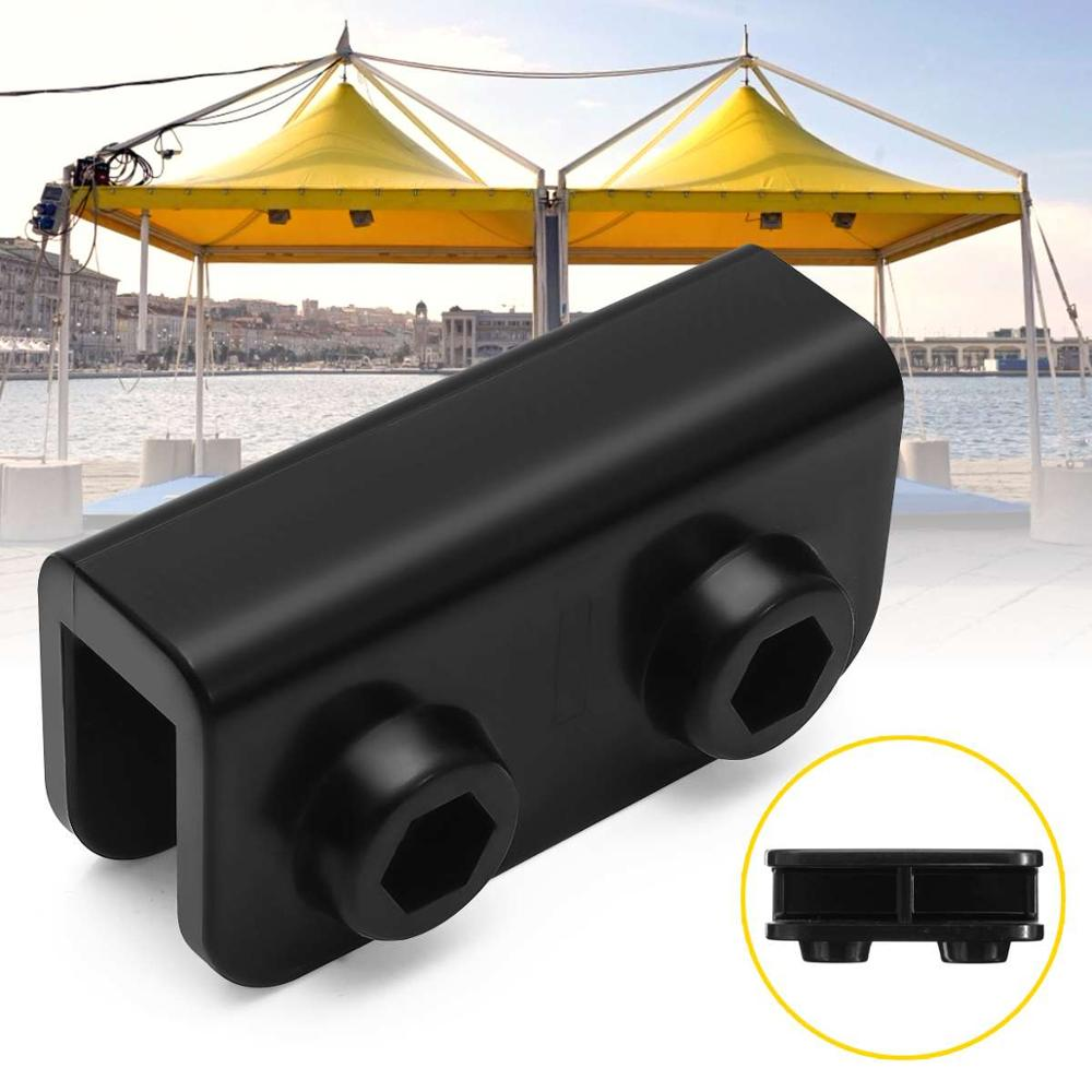 Tent Rectangular Bracket Camping Canopy Connector Fixed Bracket Furniture Multifunction Tent Accessories