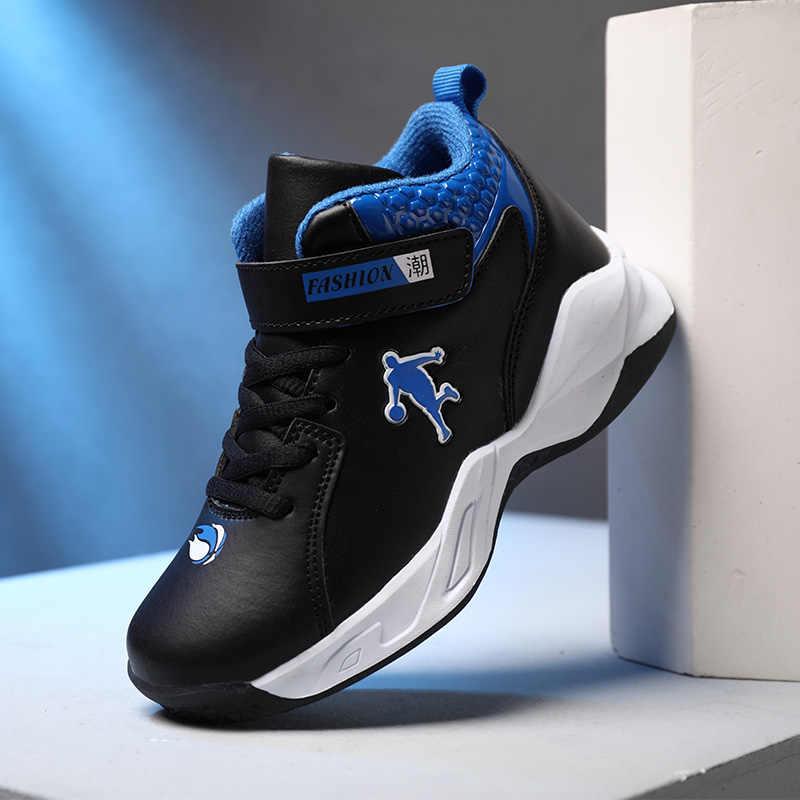 Boys Girls Kids Basketball Shoes High