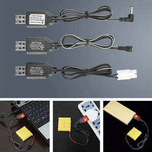 250mA Charging Cable USB Batte