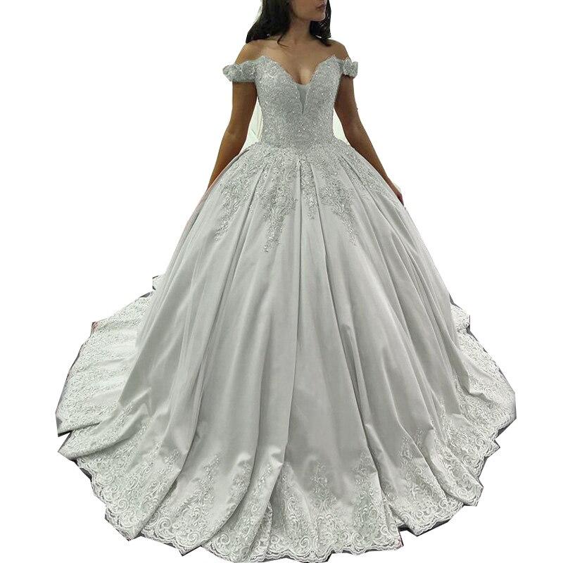 Dresses Appliques Princess Ball Gown Quinceanera Dresses Off The Shoulder Appliques Beading Vestidos 15 Anos Quinceanera Dresses