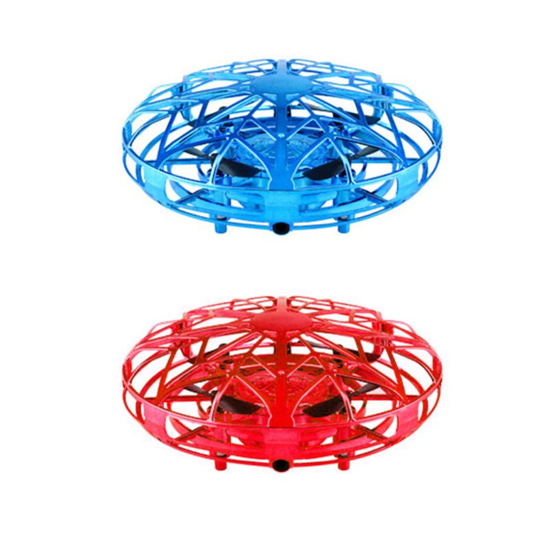 Hot Sale Hand Helicopter Mini Quadcopter Drone UFO Anti-collision Flying Aircraft For Kids Children Funny Toys