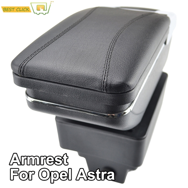 Armlehne Für Opel Vauxhall Astra J Arm Rest Dual Layer Storage Box Dekoration Auto Styling 2009 2010