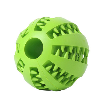 Toys for Dogs Ball Interactive Dog Toys Dog Chew Toys Tooth Cleaning Elasticity Small Big Dog Toys Rubber Pet Toys 7