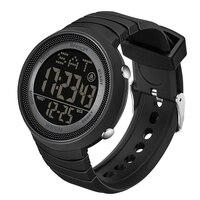 SANDA herren Outdoor Sport Uhren LED Display Digital Uhr Mann Stoßfest Wasserdicht Countdown-Armbanduhr Relogio Masculino