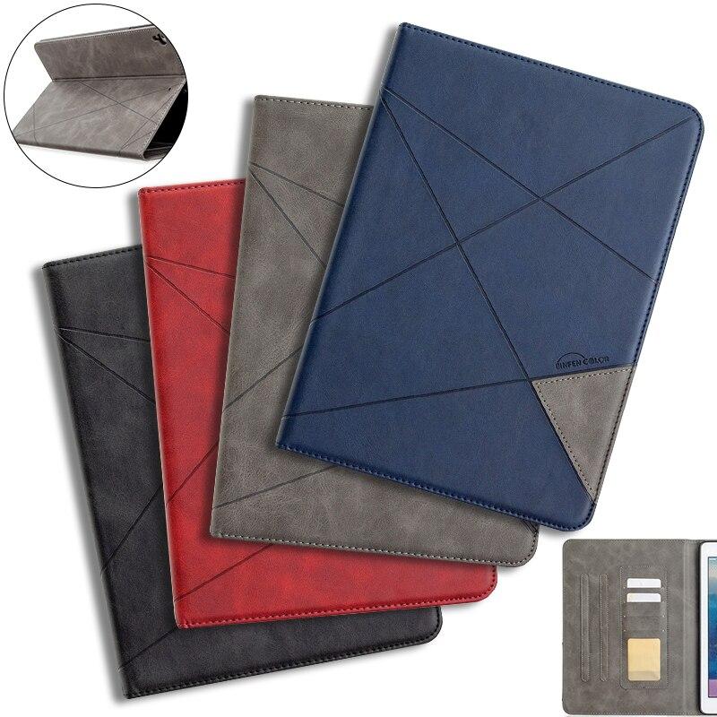 Luxury Case For Samsung Galaxy Tab A 10.5 2018 T590 T595 Smart Cover Case For Samsung Tab A2 10.8 SM-T590 SM-T595 Tablet Funda