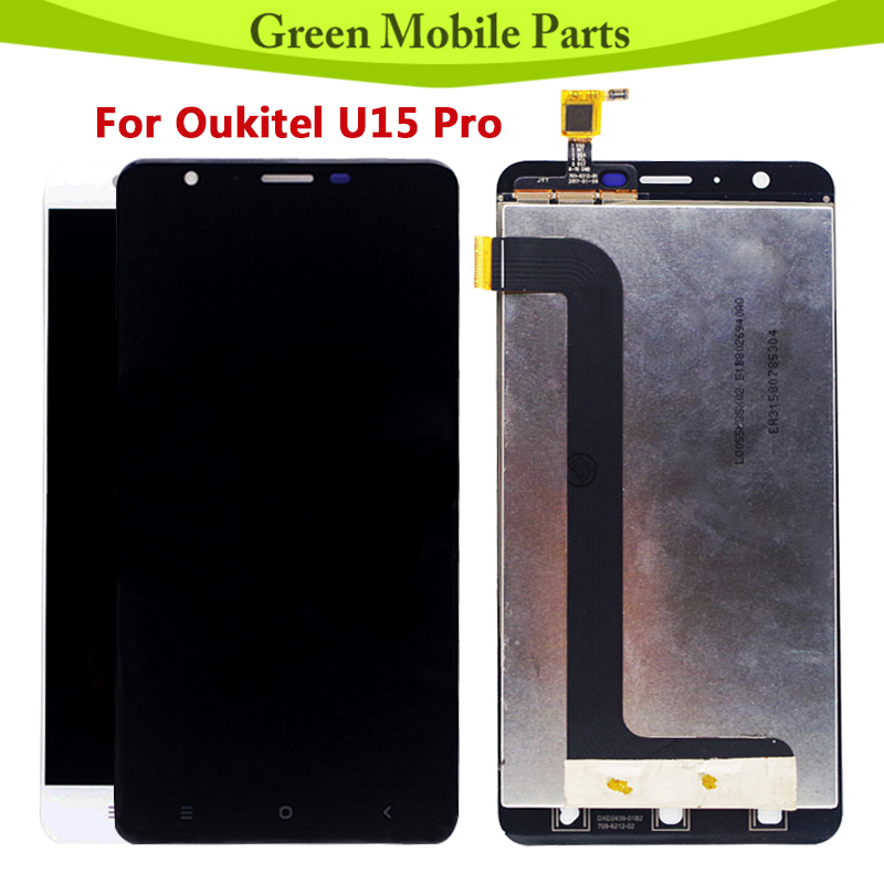 Tested For Oukitel U15 Pro LCD Display Touch Screen For Oukitel U15 Pro LCD Display Assembly For Oukitel U15 Pro LCD|screen touch|oukitel screen|lcd display touch screen - title=