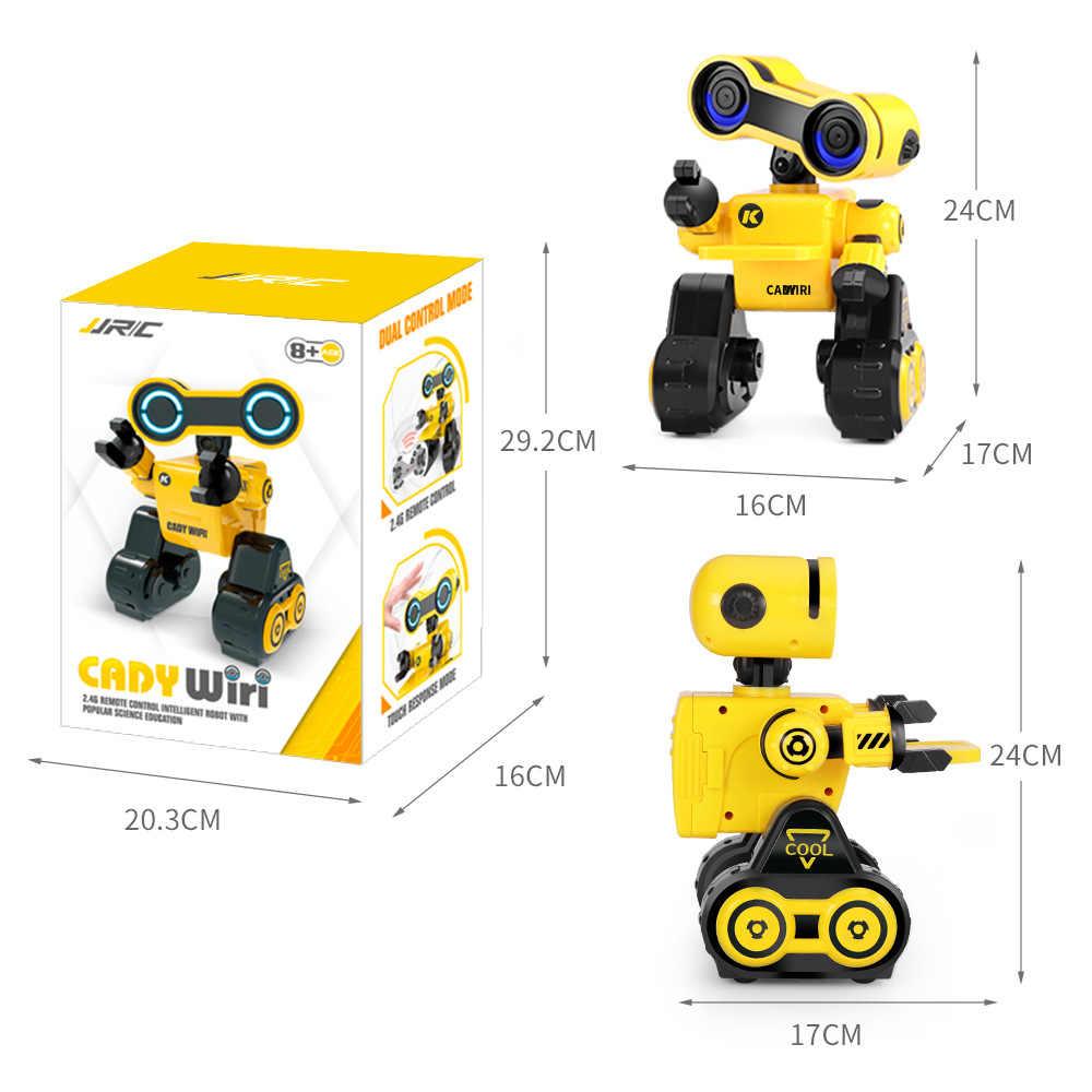 USB Cobrando RC Robô Dança Eletrônico Voz Música Figura De Ação De Controle Remoto Inteligente Brinquedo Educativo para As Crianças Crianças