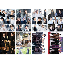 8 posters Rap Monster JIN SUGA J HOPE JIMIN V JUNGKOOK