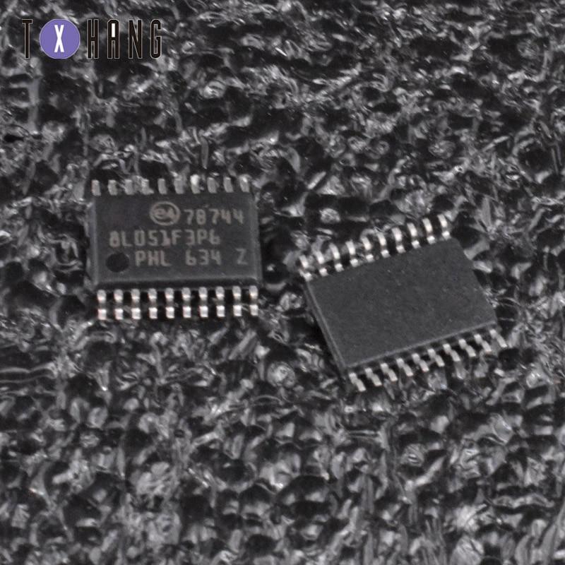 5/10 sztuk STM8L051F3P6 8L051F3P6 STM8L serii TSSOP20 mikrokontroler IC