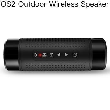 JAKCOM OS2 Outdoor Wireless Speaker New arrival as placa de som usb mini mixer misturador spot radio fm speaker