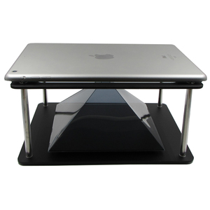 Holographic Tablet PC 3D Holographic Projection Pyramid DIY for 7 to 10.1 inches tablet PC iPad phone Projector