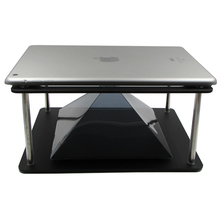 Holographic  3D Projection Pyramid DIY for 7 to 10.1 Inches Tablet PC Phone Projector Christmas Gifts