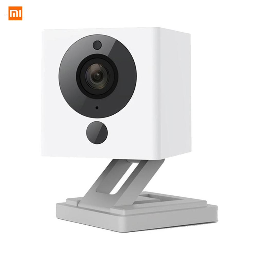 Xiaomi Mijia Xiaofang 1S 110 Degree F2.0 8X 1080P Digital Zoom Smart Camera IP WIFI Wireless App baby Mini Camara